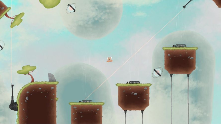 'Airscape: The Fall of Gravity' Alpha Impressions