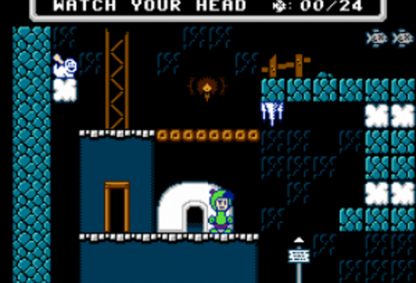 New 'Alfonzo's Arctic Adventure' Demo Brings Ever More 8-bit Fun