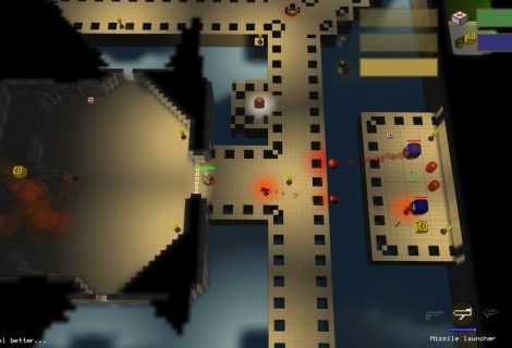 [Update: Greenlit] Stuck In Greenlight Limbo: 'Alien Blitz'