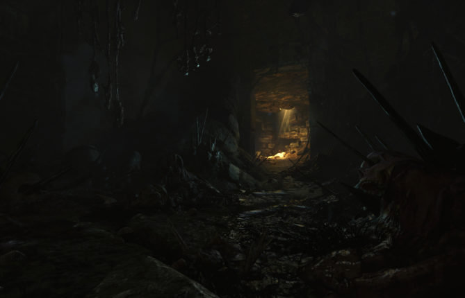 'Amnesia: Rebirth' Will Terrify Those Brave Enough to Return to the World of 'Amnesia: The Dark Descent' This Fall