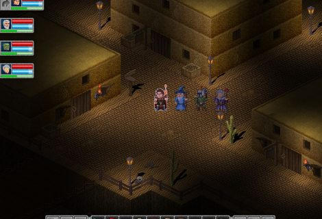 Old-School RPG 'Antharion' Announced With Kickstarter