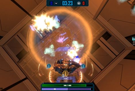 Time For Some 6DoF Dueling as Multiplayer Shooter 'AS+CEND' Hits Early Access