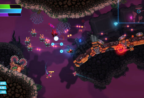 Feline Space Fun and Water Asteroids Await in 'ASTRO AQUA KITTY'