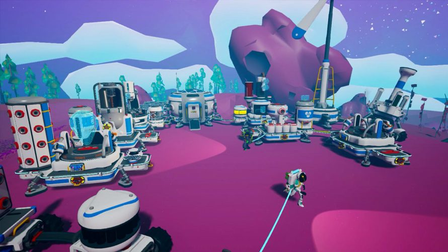 Become an Astronaut on the Go as 'Astroneer' Prepares for Switch Takeoff