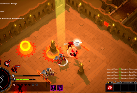 [Update: Greenlit] Stuck In Greenlight Limbo: 'Asura'