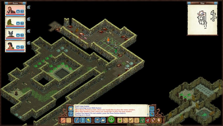 'Avernum 3: Ruined World' to Conclude the 'Exile' Trilogy's Second Remastering in 2018
