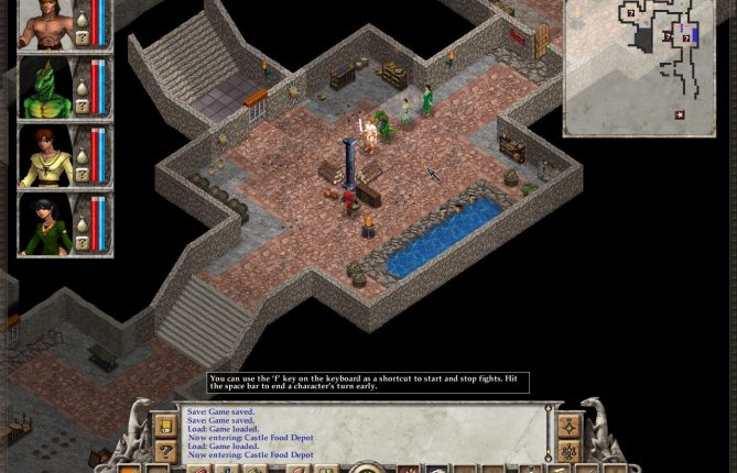 Spiderweb Software's RPG Hit 'Avernum 6' Ventures Onto iPad