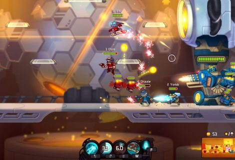 'Awesomenauts' Has Gone MOBA On Mac