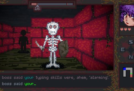 Skillful Typing Will Pave the Way Through Old-School Dungeoncrawler 'Backspace Bouken'