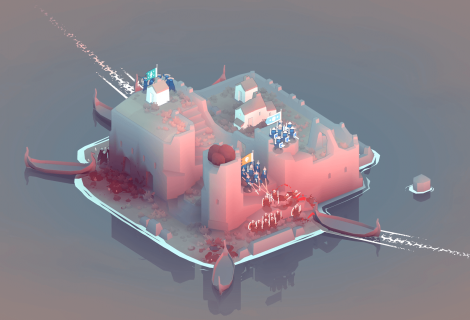 'Bad North' Places Vicious Vikings Between You and the Tactical Journey to a New Home