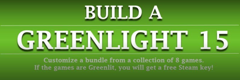 Mix and Match to Build a Greenlight (Bundle) 15, Remember to Vote