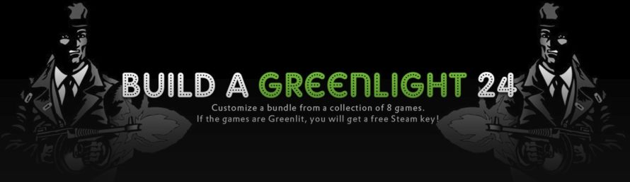 Build the 24th Greenlight With Cheap Games, Remember to Vote!