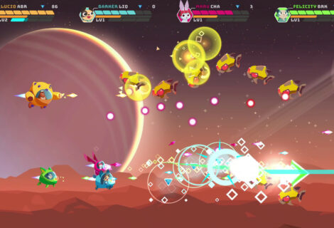 Only a Team of Pets Can Save Earth From Cybernetic Fish in 'B.ARK'