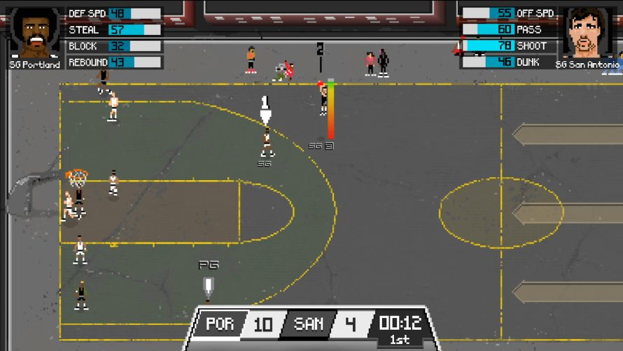Dribble, Dunk and Shoot Like a Baller From the Past in 'Basketball Classics'