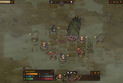 Tactical Fantasy Affair 'Battle Brothers' Next DLC 'Blazing Deserts' Will be its Biggest Yet