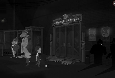 It's Point 'n Click Prequel Time With a New Noir Protagonist in 'Bear With Me: The Lost Robots'