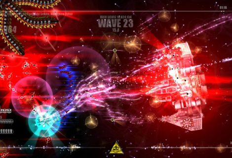 'Beat Hazard Ultra' Review: An Indie Where You Blast Aliens With Your Music