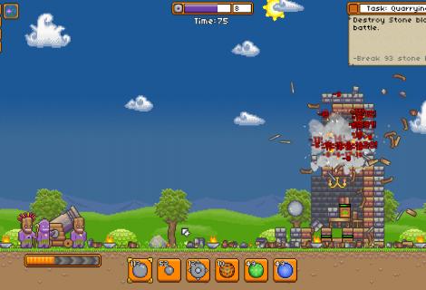 [Update: Greenlit] Stuck In Greenlight Limbo: 'Blasted Fortress'