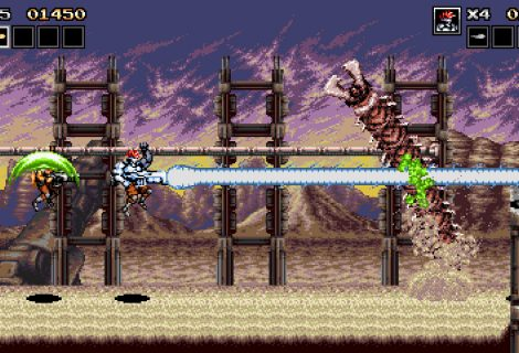 Bring Your Best Battle Buddy to Blast Baddies in 'Contra' Inspired Run 'n Gun 'Blazing Chrome'