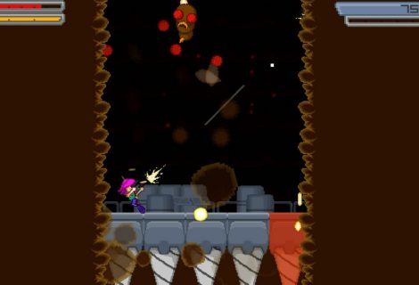 'Bleed' Released With Plenty of 16-bit Action-Packed Gunplay