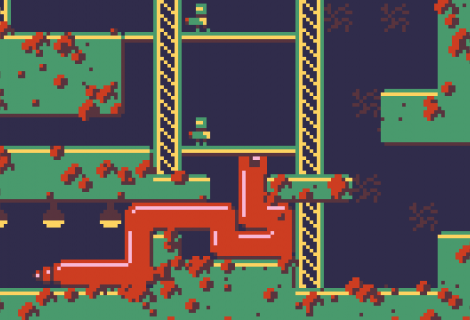 'Bloodworm' Will Crush Evildoers and Collect Coins While Making Silly Noises