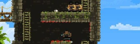 'BROFORCE' Brototype: Blast Aliens or Just Destroy Everything