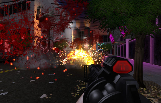 Gore and Fast-Paced Mayhem? Say Hello to Old-School FPS 'Brutal Fate'