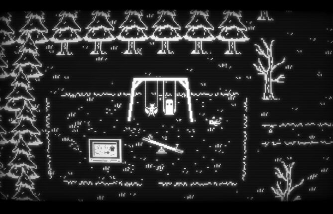 Friendship is Eternal in 'Buddy Simulator 1984' (...or is it?)