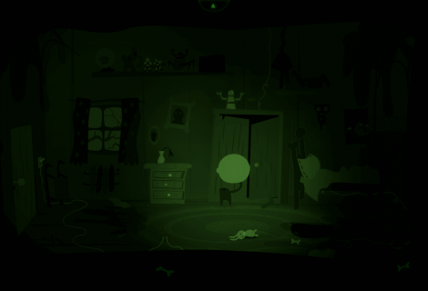 Get Spooked by the Pointy and Clicky 'Bulb Boy' Demo