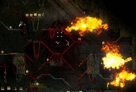'BUTCHER' Brings Lovely Pixellated Carnage On a Mission to Exterminate Mankind