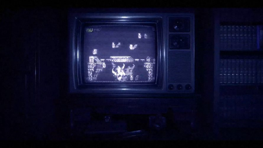 Something is Definitely Not Quite Right With Cursed CRT Game 'Cain'