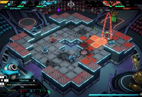 Get Tactical Online in 'Clatter' to Prove Your Worth as a Robot Master
