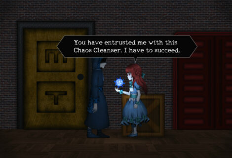 'Clea 2' Update Adds Randomly Cursed Chaos Crystal Collection Craze