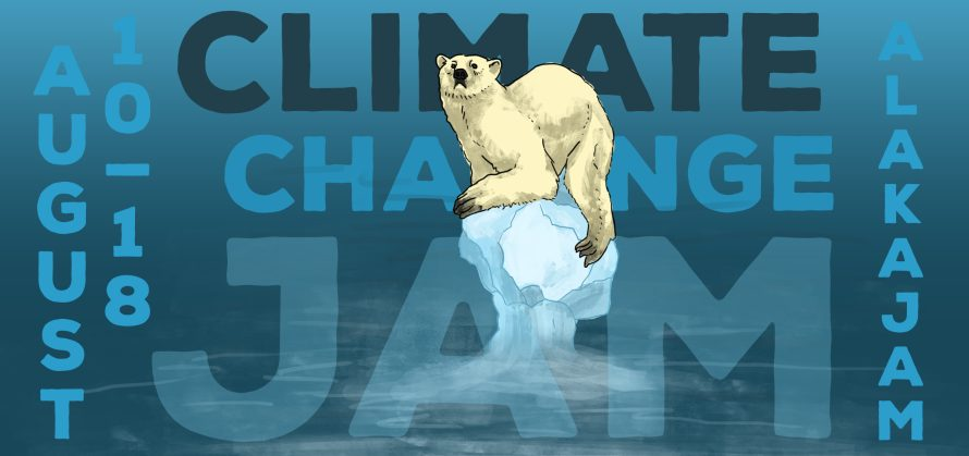 Get Serious About Earth's Well-Being With the 'Climate Change Jam'