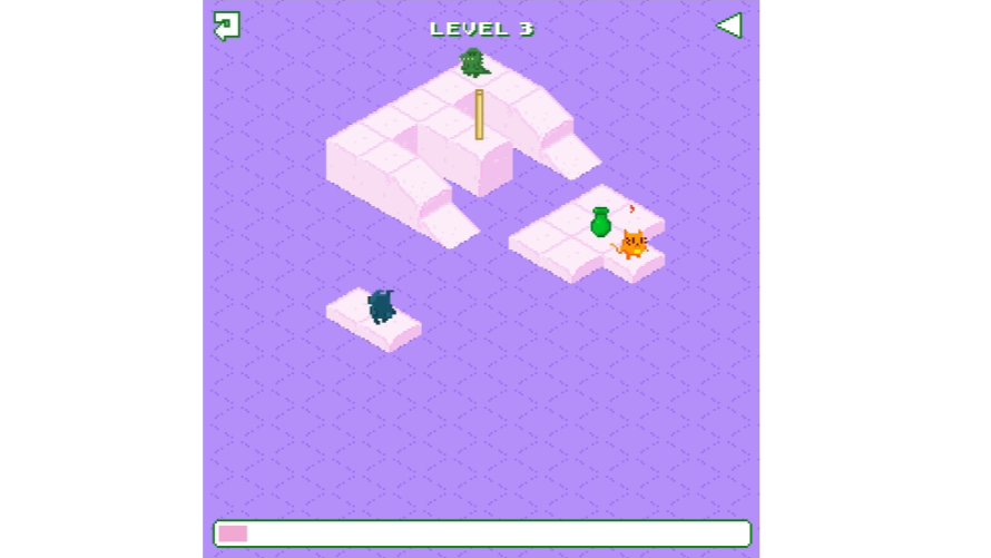 'Computer Dreams' Impressions: Collect Dream Jars In Mazes Built Upon Unstable Tiles