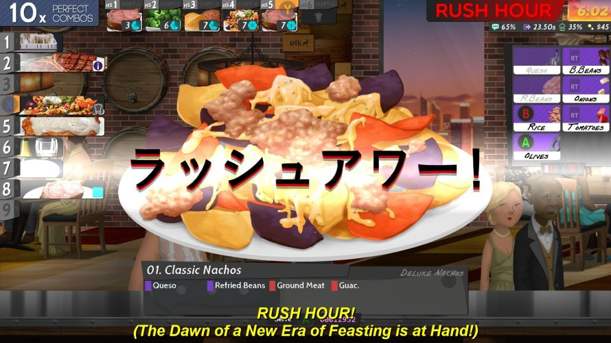 Show the Restaurant World How a Top Chef Operates In 'Cook, Serve, Delicious! 2!!'… Soon