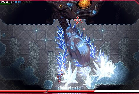 'CrossCode' 0.7 Thickens the Plot With Story Additions, Quests and... a Book?