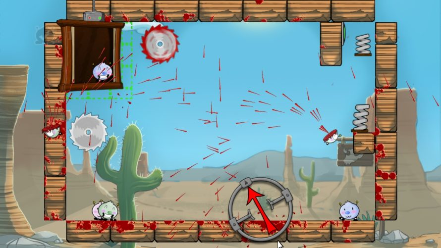 'Cute Things Dying Violently' Remastered For PC and Released On Desura