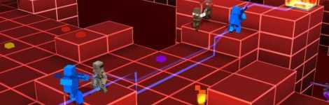 The Cubes Are Back With More Fast-Paced Strategy In 'Cubemen 2'