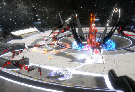 Arcade Style Twin-Stick Shooting is Cranked Up to Eleven in 'Curved Space'