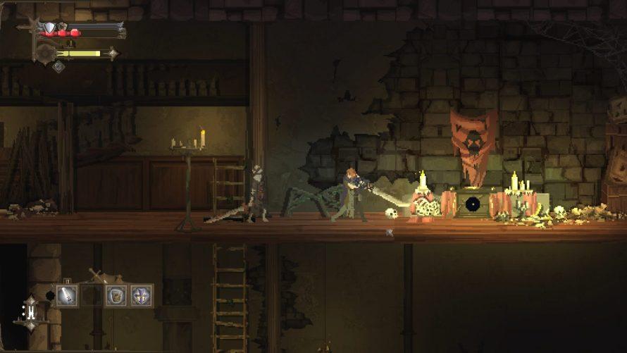 Let's Get It Kickstarted (With Demo): 'Dark Devotion'