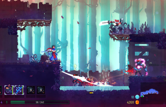 'Dead Cells' 3 Million Sales Milestone Celebrated With Absolutely Massive Patch