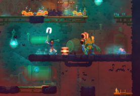 'Barrels o' Fun' Update is 'Dead Cells' 20th and Explosive Barrels Make Everything Better