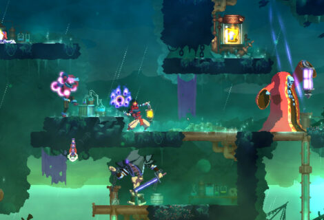 'Dead Cells: Fatal Falls' (DLC) Brings Rain, Carnage, and Fun, Early 2021