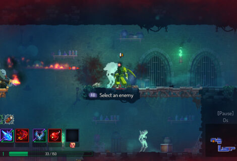 'Dead Cells' Update 'Practice Makes Perfect' Adds Optional Difficulty Tweaks