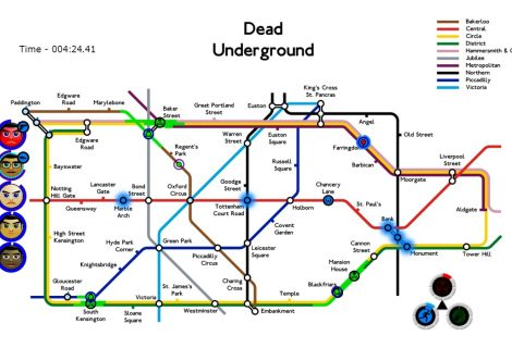 'Dead Underground' Impressions: Fight Zombies Across London, From Paddington to Tower Hill