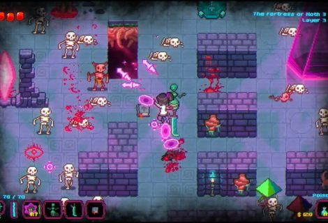 'Deathstate' Lets You Travel Beyond the Mortal Realm in Search of... Bizarre Loot