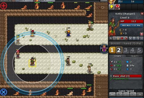 Tower Defense/RPG Hybrid 'Defender's Quest' Now On Steam and GOG