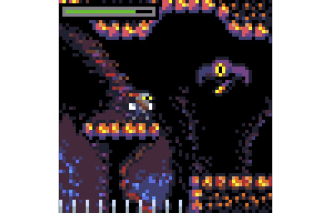 Scale it Down for the Love of Pixels: 64x64 is the Limit in Upcoming 'LOWREZJAM 2020'