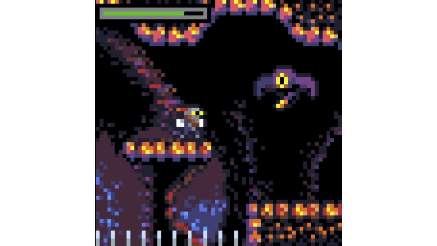 Scale it Down for the Love of Pixels: 64×64 is the Limit in Upcoming 'LOWREZJAM 2020'